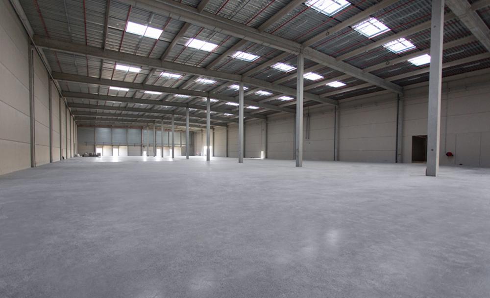 Concrete Floor Finish >> Qualidur HP Dry Shake Floor Hardener | Contech