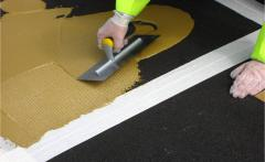 Visul Tactile Paving Installation