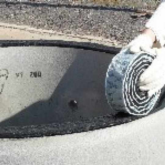 Products for precast culvert manhole sealing contech